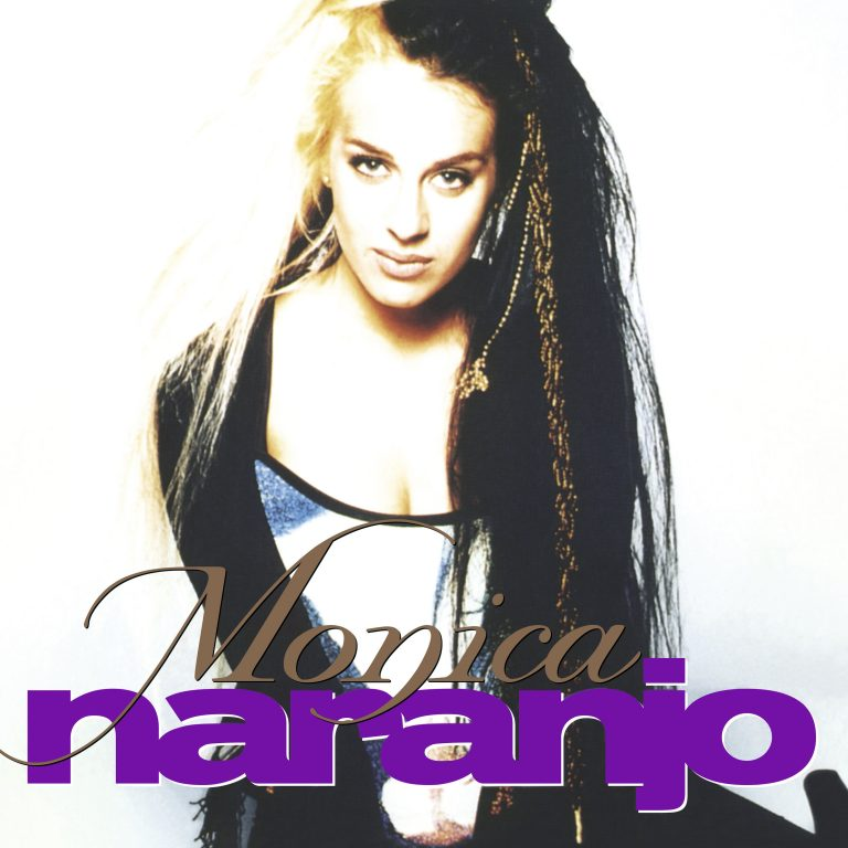 PORTADA Monica Naranjo